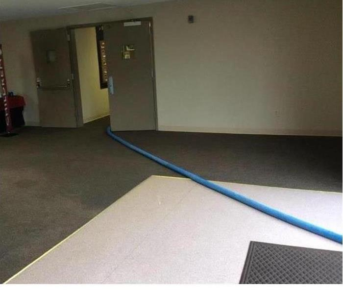 Commercial Building Water Loss